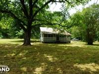 Akron Riverfront Camp : Akron : Hale County : Alabama