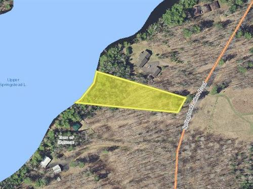 Iron County, Wi $42,900 Neg Per Lot : Park Falls : Iron County : Wisconsin