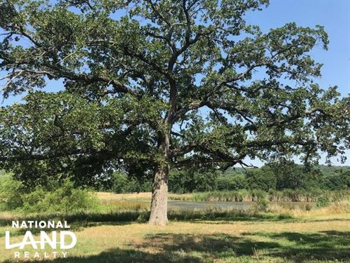 Mill Creek Ranch, Rolling, Timber : Eustace : Van Zandt County : Texas