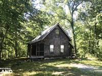 Straight Mountain Cabin Retreat : Oneonta : Blount County : Alabama