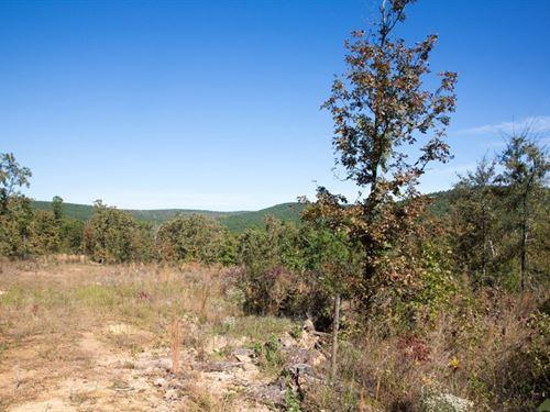 Beautiful Mountain Retreat 253 : Wilburton : Latimer County : Oklahoma