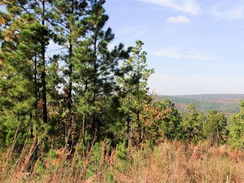 Beautiful Homestead Retreat 46 : Wilburton : Latimer County : Oklahoma