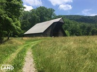 Clinch Mountain Farm : Thorn Hill : Grainger County : Tennessee