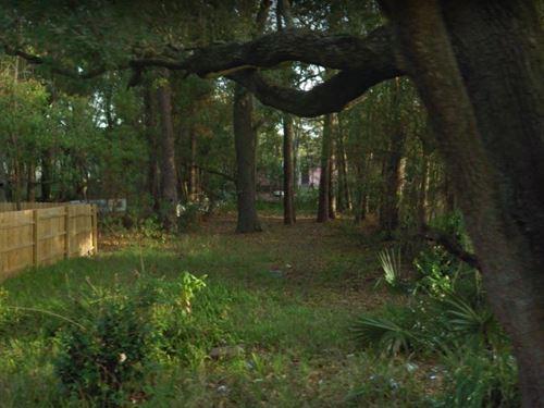 .13 Acres In Panama City, FL : Panama City : Bay County : Florida