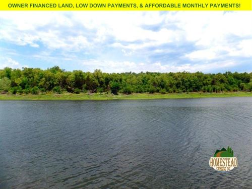 Lake Lot With Electric : Yellville : Marion County : Arkansas