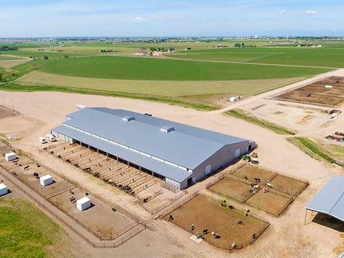 Spicer Arena : Eaton : Weld County : Colorado