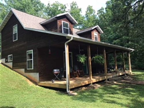 Beautiful Secluded Home w/ Shop : Lebanon : Laclede County : Missouri