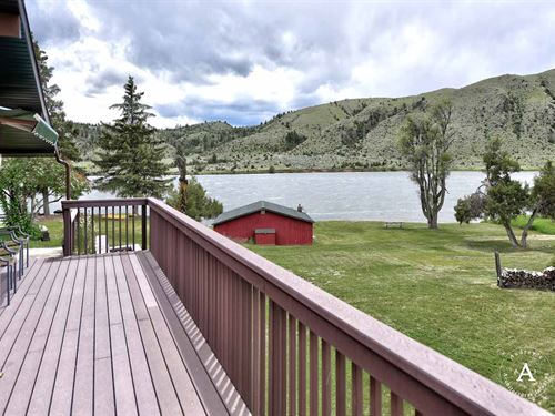 Recreational Paradise Near Hauser : Helena : Lewis And Clark County : Montana