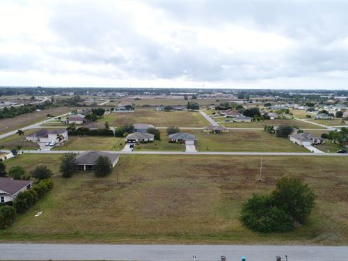 .23 Acres In Cape Coral, FL : Cape Coral : Lee County : Florida