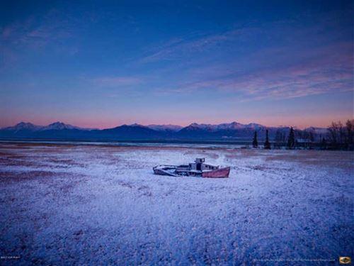 Great Bulding Lot With One of The : Wasilla : Matanuska-Susitna Borough : Alaska