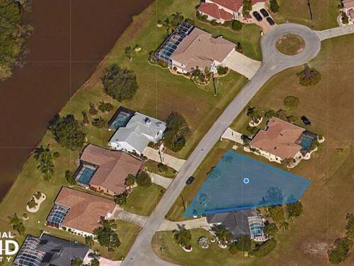 1372 Dry Vacant Lot : Punta Gorda : Charlotte County : Florida