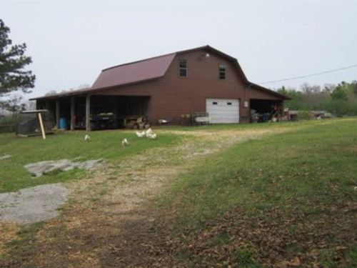 44.10 Acres In Prentiss County : Booneville : Prentiss County : Mississippi