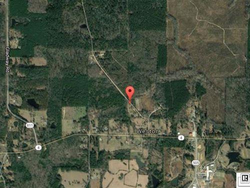 53 Acres Residential : Jonesboro : Jackson Parish : Louisiana