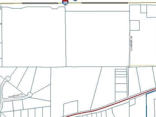 30 Acres Ruston City Limits : Ruston : Lincoln Parish : Louisiana