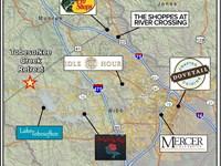 Tobesofkee Creek Retreat : Macon : Monroe County : Georgia