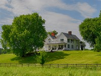 Beautiful Swan Hill : Arvonia : Buckingham County : Virginia