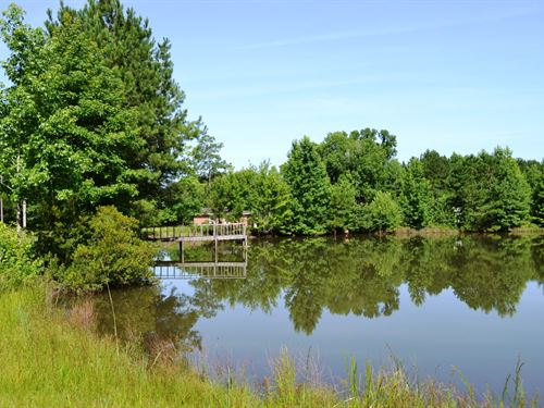 Elmore County Home-Site And Fishing : Eclectic : Elmore County : Alabama