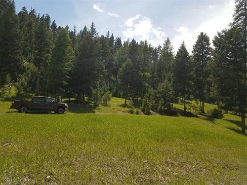 Magnificence At Many Rivers : Seeley Lake : Missoula County : Montana