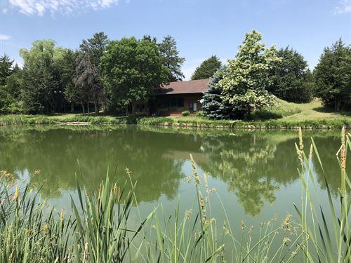 Trout Haven Retreat On Long Pine Cr : Long Pine : Brown County : Nebraska