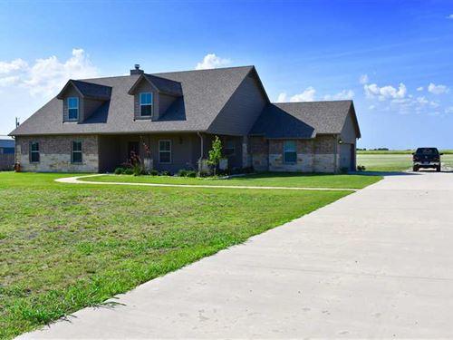 1908 County Road 5005, Blue Ridge : Blue Ridge : Fannin County : Texas