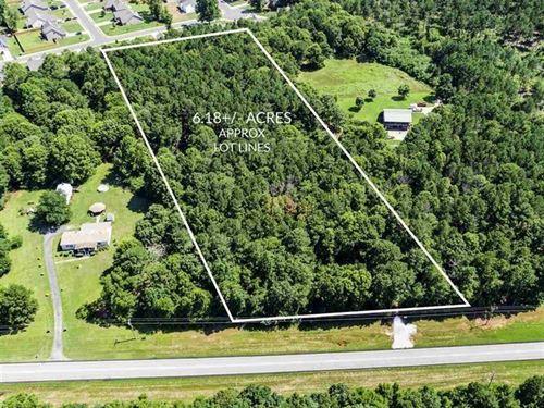 6+ Acres On Hwy 83 : Monroe : Walton County : Georgia