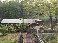 Lake House For Sale On Toledo Bend : Burkeville : Newton County : Texas