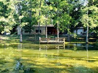 Hardwood Lodge Hunting/Recreationa : Clayton : Catahoula Parish : Louisiana