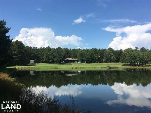 Starkville Country Retreat : Starkville : Oktibbeha County : Mississippi