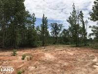 Recreational Land And Homesite : Edgefield : Edgefield County : South Carolina