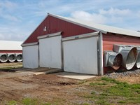 3 House Breeder Poultry Farm : Cullman : Cullman County : Alabama