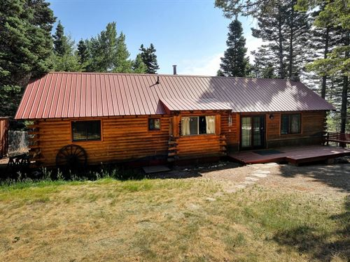 7065212 - This Cabin Soaks In Mount : Howard : Fremont County : Colorado