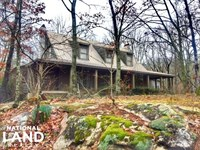 Bald Rock Mountain Tract With Lodge : Odenville : Saint Clair County : Alabama