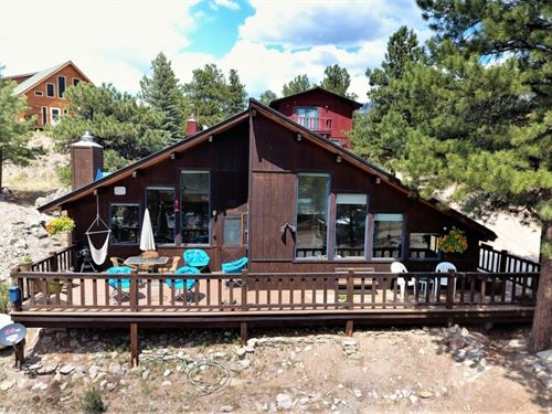 Packers Knob Cabin : Lake City : Hinsdale County : Colorado