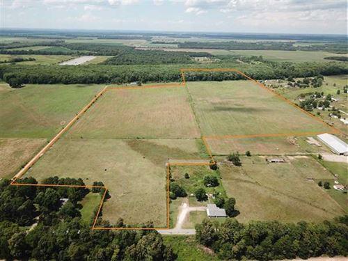 72 Acres Pasture/Development : Scott : Lonoke County : Arkansas