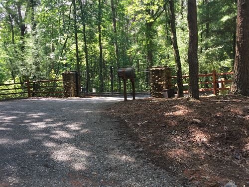 North Georgia Mountain Getaway : Talking Rock : Gilmer County : Georgia