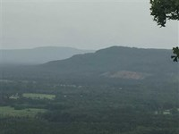 Gorgeous View Overlooking The Arka : Morrilton : Conway County : Arkansas