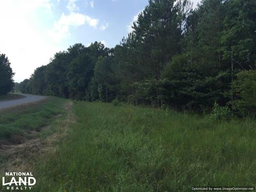 Bradley Timber & Recreational Tract : Bradley : Oktibbeha County : Mississippi