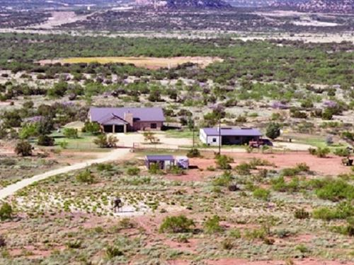 Turn-Key Game Ranch Auction : Guthrie : King County : Texas