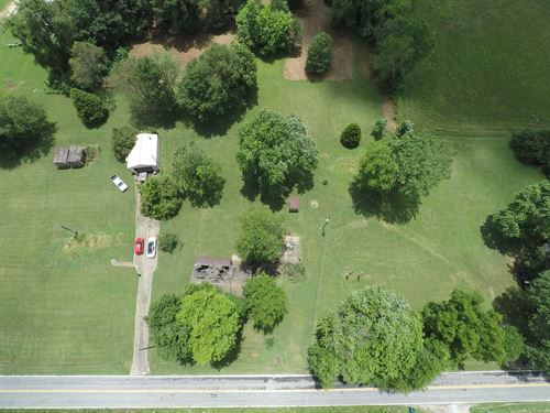 Great Country Acreage For Home : McKenzie : Carroll County : Tennessee