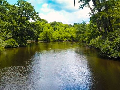 River Retreat : Statesboro : Bulloch County : Georgia