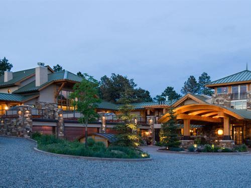 5 Star Ranch : Westcliffe : Custer County : Colorado