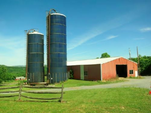 78 Acre Farm With Improvements : Northampton : Pennsylvania