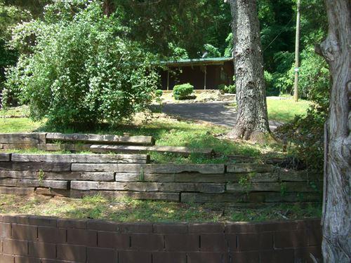 45 Acres With Home in Stevenson Al : Stevenson : Jackson County : Alabama