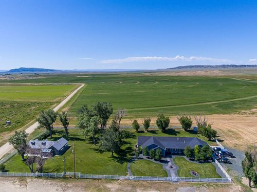 Mills Home Ranch : Casper : Natrona County : Wyoming