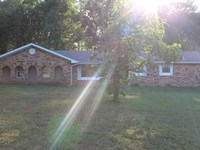 Home on 24 Acres in Doniphan, Miss : Doniphan : Ripley County : Missouri