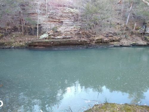 280 Acres Adjoining Cherokee Wma an : Jerusalem : Conway County : Arkansas