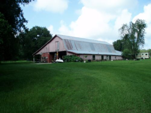 Farm & Homesteads : Dade City : Pasco County : Florida