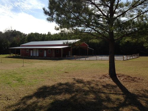 Farm, Winery, Vineyard, Hunting : Selma : Perry County : Alabama