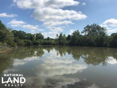 Wildcat Creek Ranch : Cross Roads : Henderson County : Texas