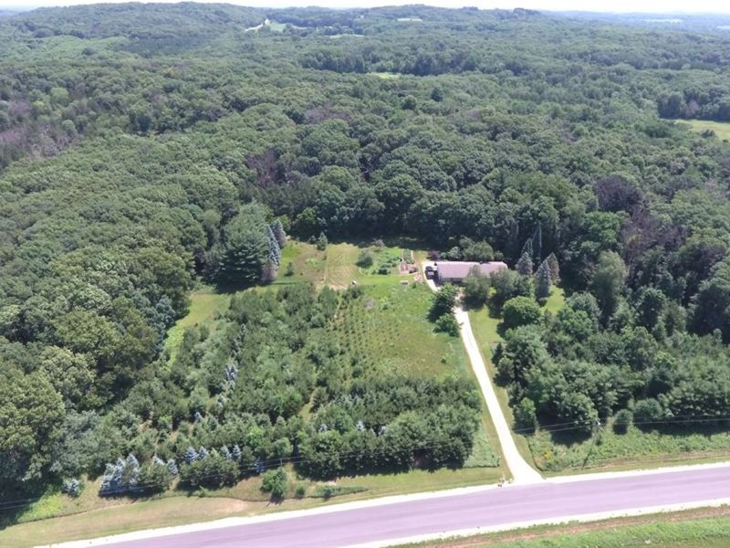 Secluded Columbia County 3 Bedroom : Portage : Columbia County : Wisconsin